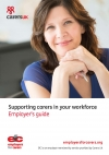 Supporting carers in your workforce - an employer's guide
